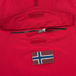 Napapijri Rainforest Slim Jacket Old Red photo- 3