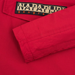 Napapijri Rainforest Slim Jacket Old Red photo- 5