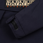 Мужская куртка анорак Napapijri Skidoo Blue Marine фото- 3