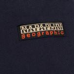 Мужская куртка анорак Napapijri Skidoo Blue Marine фото- 5