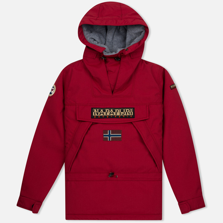 Napapijri Skidoo Men's Anorak Old Red