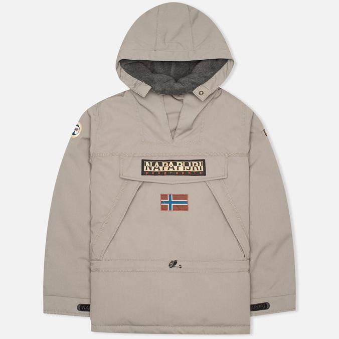Мужская куртка анорак Napapijri Skidoo Titanium