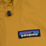 Мужская куртка анорак Patagonia Torrentshell Pullover Oaks Brown фото- 2