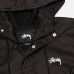 Stussy Ripstop Pullover Men's Anorak Black photo- 1
