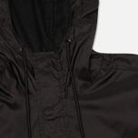 Мужская куртка анорак Stussy Ripstop Pullover Black фото- 2