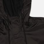 Stussy Ripstop Pullover Men's Anorak Black photo- 2