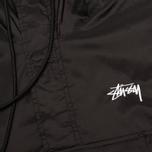 Stussy Ripstop Pullover Men's Anorak Black photo- 3