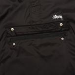 Stussy Ripstop Pullover Men's Anorak Black photo- 4