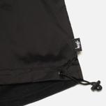 Мужская куртка анорак Stussy Ripstop Pullover Black фото- 7