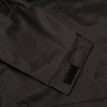 Мужская куртка анорак Stussy Ripstop Pullover Black фото- 6