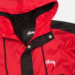 Stussy Ripstop Pullover Men's Anorak Red photo- 1