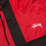 Stussy Ripstop Pullover Men's Anorak Red photo- 3