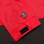 Stussy Ripstop Pullover Men's Anorak Red photo- 5