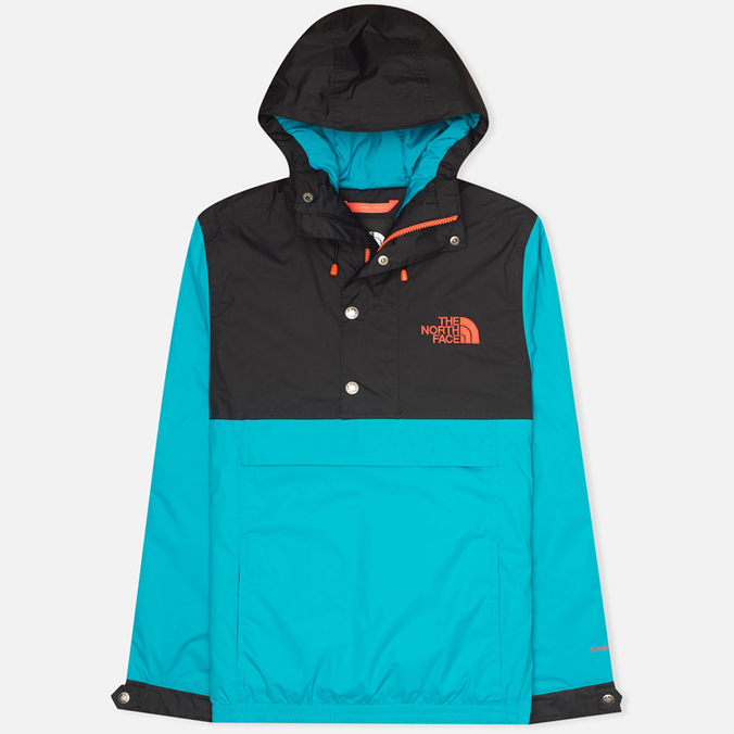 Мужская куртка анорак The North Face Rage Mountain Enamel Blue