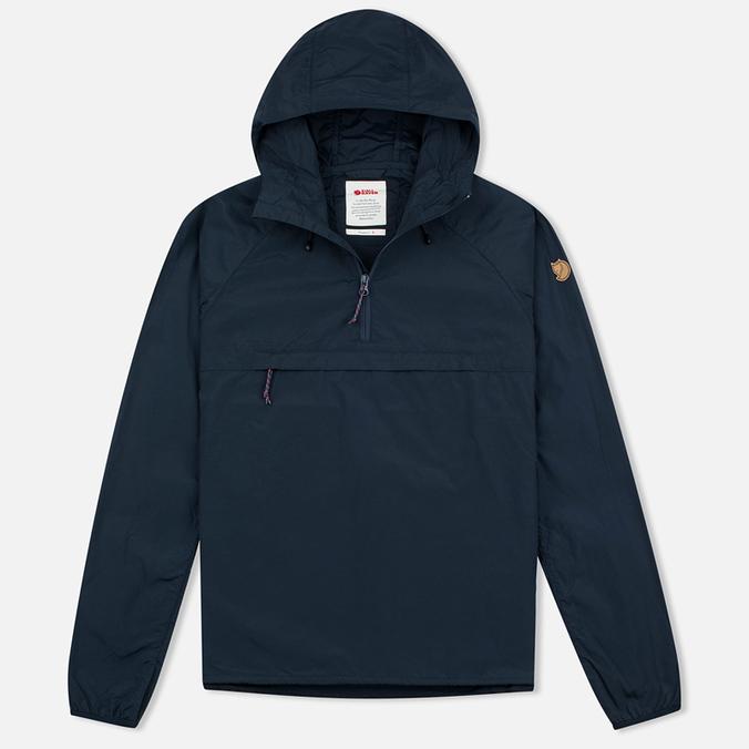 Женская куртка анорак Fjallraven High Coast Wind Anorak Navy