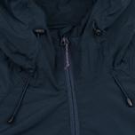 Женская куртка анорак Fjallraven High Coast Wind Anorak Navy фото- 2