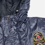 Женская куртка анорак Napapijri Rainforest Print Check фото- 1
