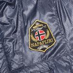 Женская куртка анорак Napapijri Rainforest Print Check фото- 3