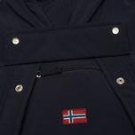 Женская куртка анорак Napapijri Skidoo EF Blue Marine фото- 2