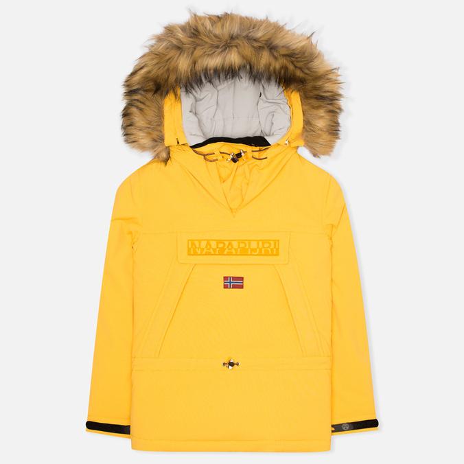 Женская куртка анорак Napapijri Skidoo EF Cornmeal