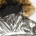 Женская куртка анорак Napapijri Skidoo Paint Silver фото- 1