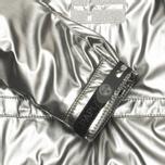 Женская куртка анорак Napapijri Skidoo Paint Silver фото- 4