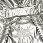 Женская куртка анорак Napapijri Skidoo Paint Silver фото- 3