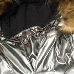 Женская куртка анорак Napapijri Skidoo Paint Silver фото- 2