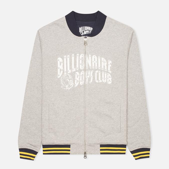 Мужская куртка бомбер Billionaire Boys Club Light Years Grey