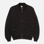 Мужская куртка бомбер C.P. Company MA-1 Black фото- 0