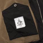 Мужская куртка бомбер C.P. Company MA-1 Black фото- 5