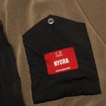 Мужская куртка бомбер C.P. Company MA-1 Black фото- 6