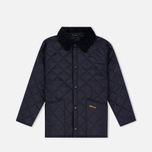 Детская куртка Barbour Liddesdale Quilted Navy фото- 0