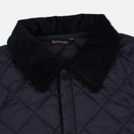 Детская куртка Barbour Liddesdale Quilted Navy фото- 2