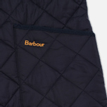 Детская стеганая куртка Barbour Liddesdale Quilted Navy фото- 3
