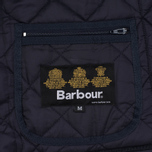 Детская куртка Barbour Liddesdale Quilted Navy фото- 4