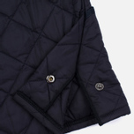 Детская стеганая куртка Barbour Liddesdale Quilted Navy фото- 6