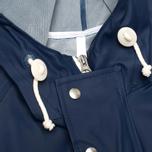 Мужская куртка дождевик Norse Projects x Elka Anker Dark Navy фото- 3