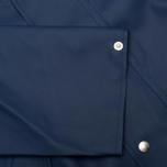 Мужская куртка дождевик Norse Projects x Elka Anker Dark Navy фото- 5