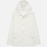 Мужская куртка дождевик Norse Projects x Elka Anker Kit White фото- 0