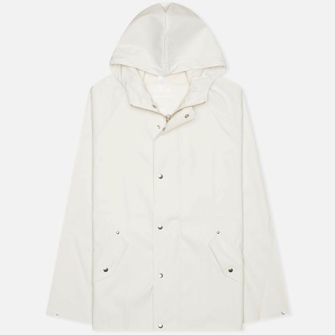Мужская куртка дождевик Norse Projects x Elka Anker Kit White