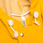 Мужская куртка дождевик Norse Projects x Elka Anker Mustard Yellow фото- 3