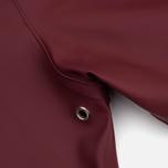 Мужская куртка дождевик Stutterheim Stockholm Burgundy фото- 5