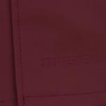 Мужская куртка дождевик Stutterheim Stockholm Burgundy фото- 6