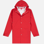 Мужская куртка дождевик Stutterheim Stockholm Red фото- 0