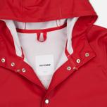 Мужская куртка дождевик Stutterheim Stockholm Red фото- 2