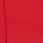 Мужская куртка дождевик Stutterheim Stockholm Red фото- 5