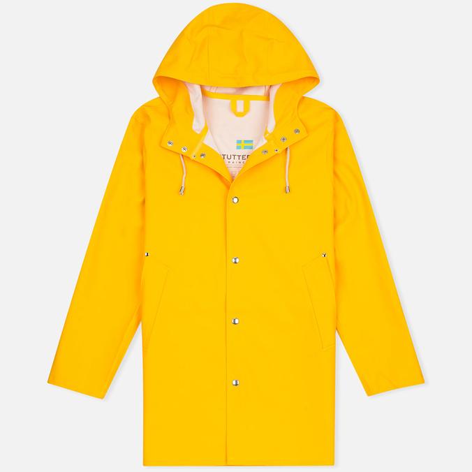 Мужская куртка дождевик Stutterheim Stockholm Yellow