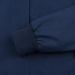 Мужская куртка харрингтон Fred Perry Laurel Made in England Navy фото- 5