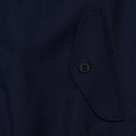 Мужская куртка харрингтон Fred Perry Laurel Made in England Navy фото- 7
